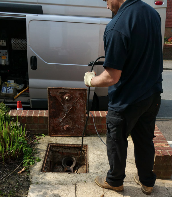 Drain Cleaning Biggin Hill